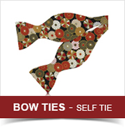 Bow Ties - Self Tie