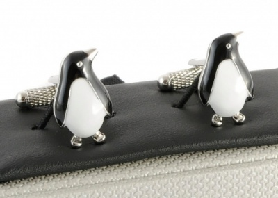 Small Penguin Cufflink