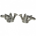 Watering Can Gardening Cufflinks