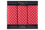 Red Spotted Handkerchiefs