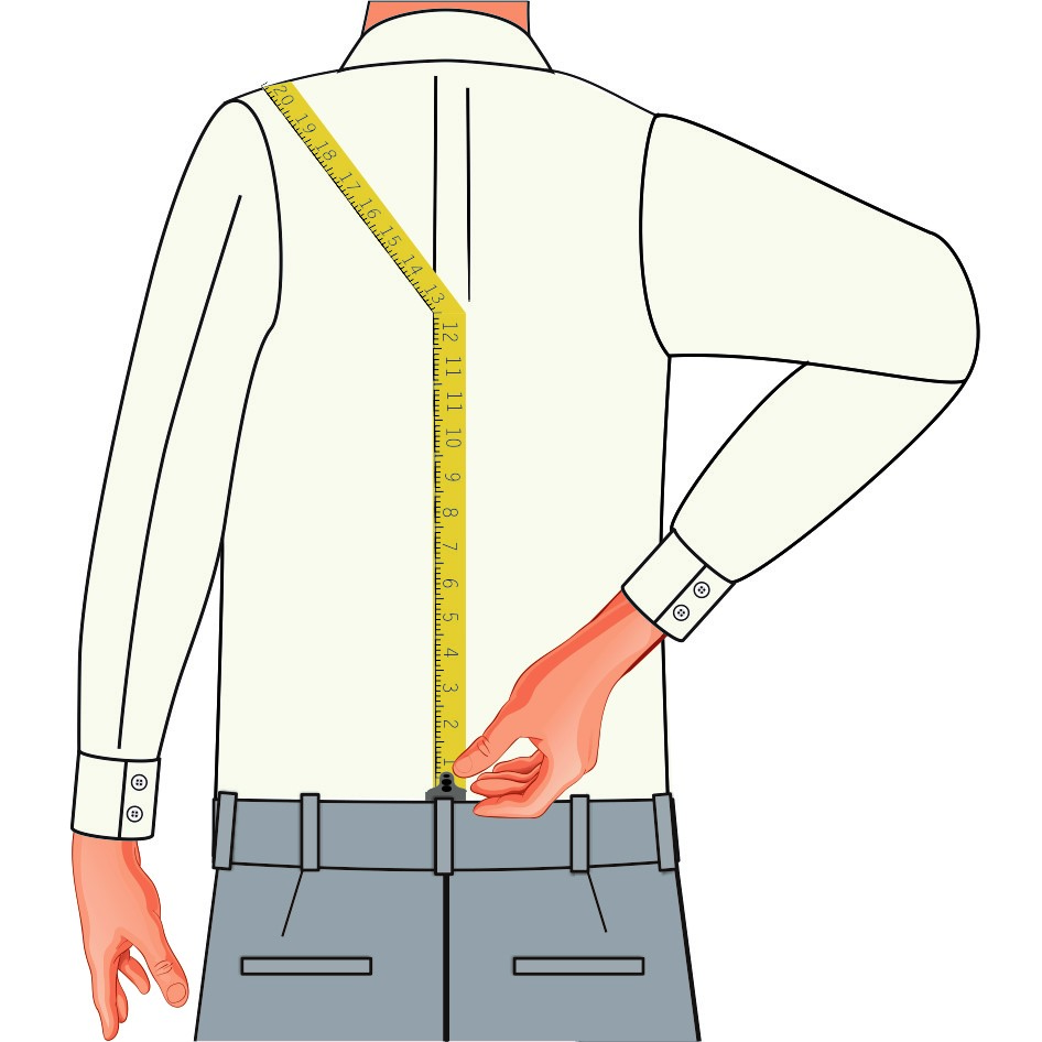 How To Measure Y Back Mens Braces