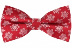 Festive Christmas Bow Ties Now Available