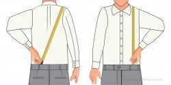 What Size Trouser Braces Do I Need?