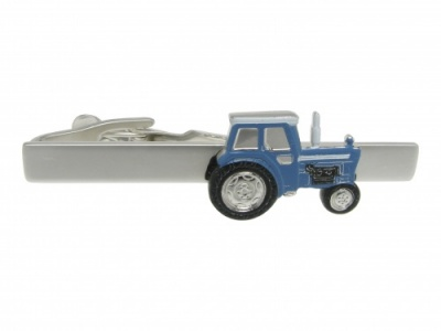 Tie Bar With Blue Tractor