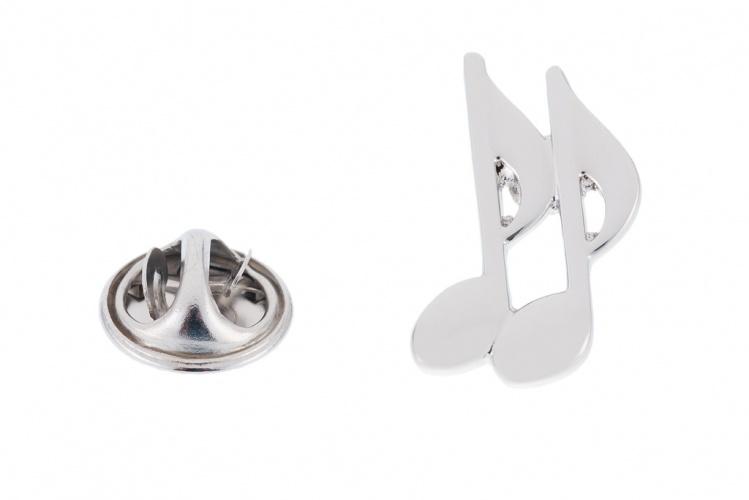 Quaver Lapel Pin |Music Note Jacket Lapel Pin - Gents Shop
