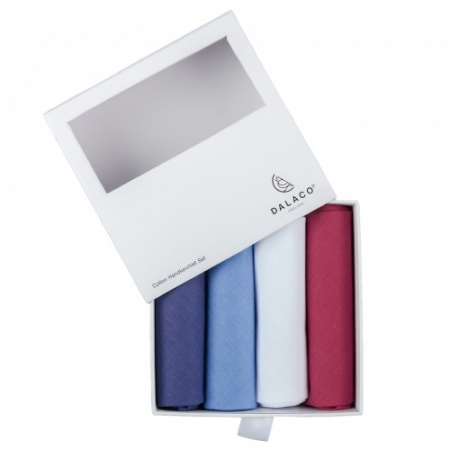 Mens Plain Cotton Handkerchiefs
