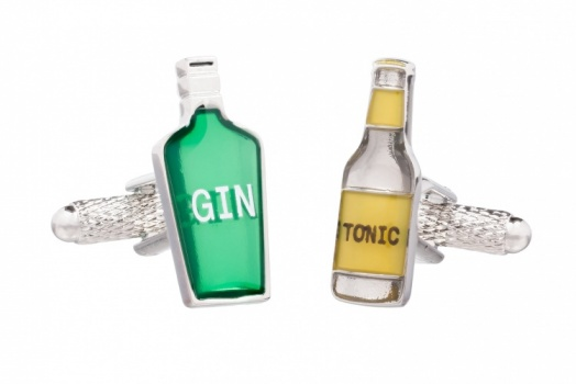 Gin and Tonic Cufflinks
