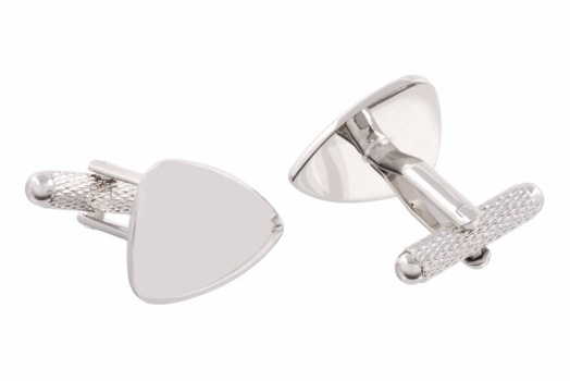 Guitar Plectrum Cufflinks