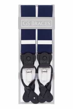 Navy Blue 2 in 1 Braces