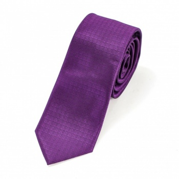 Purple Tie and White Handkerchiefs Bundle